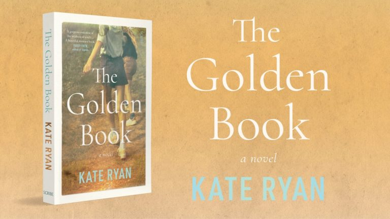 Nostalgic and Thought-Provoking: Read our Review of The Golden Book by Kate Ryan