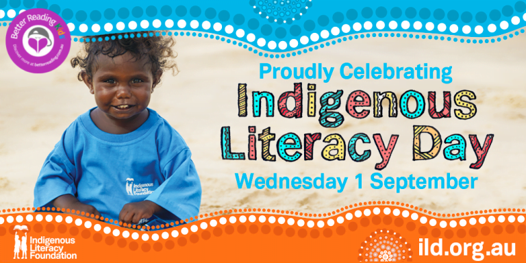 Free Children's Event: Indigenous Literacy Day 2021
