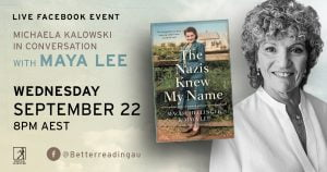 Live Book Event: Maya Lee in Conversation with Michaela Kalowski