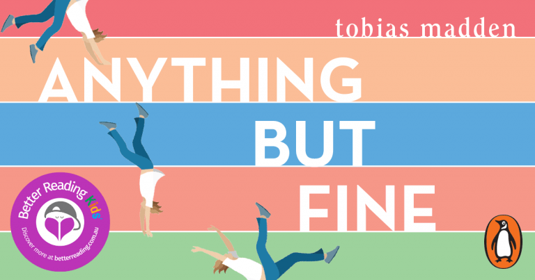 Heartbreak and Finding Yourself: Read an Extract from Anything But Fine by Tobias Madden