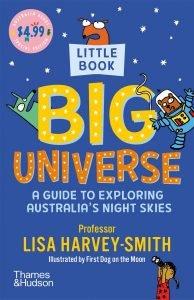 Australia Reads Special Edition: Little Book, BIG Universe