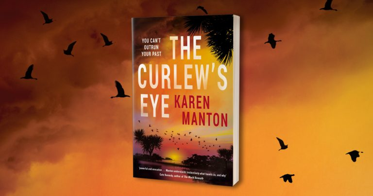 A Richly Atmospheric Debut: Read Our Review of The Curlew's Eye by Karen Manton