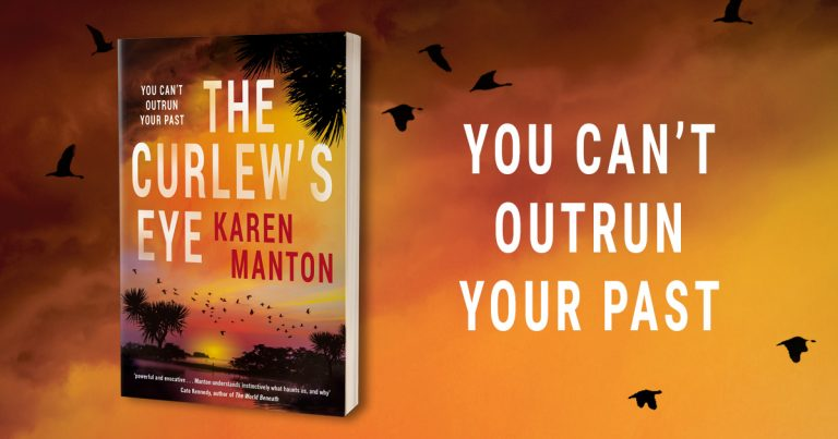 Rural Crime At Its Best: Read an Extract from The Curlew's Eye by Karen Manton