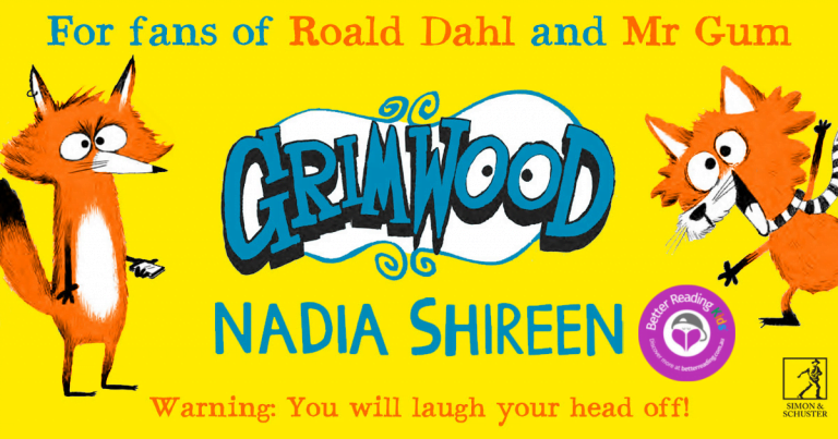 Funny Foxes: Read Our Review of Grimwood by Nadia Shireen