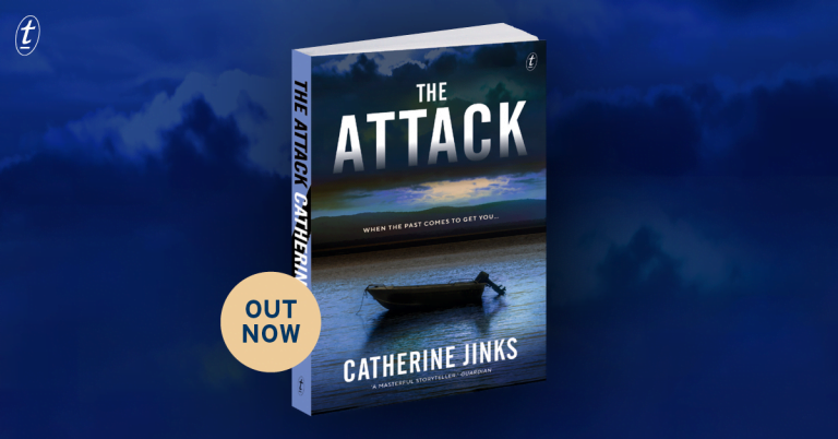 A Riveting Crime Thriller: Read an Extract from The Attack by Catherine Jinks