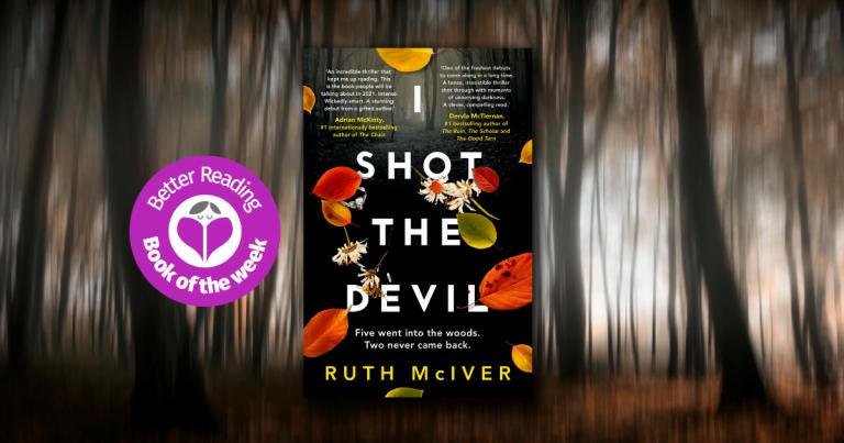 Dark and Twisty: Take a Sneak Peek of I Shot the Devil by Ruth McIver