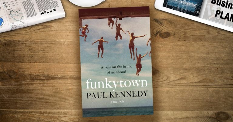 A Brilliant Coming-of-Age Memoir: Read Our Review of Funkytown by Paul Kennedy