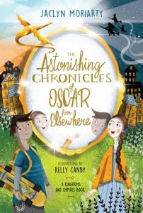 The Astonishing Chronicles of Oscar from Elsewhere