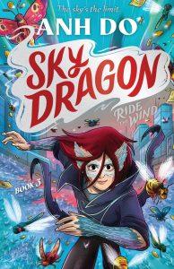 Skydragon #3: Ride the Wind