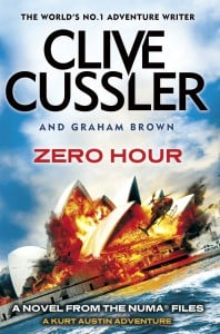 Zero Hour (NUMA Files #11)
