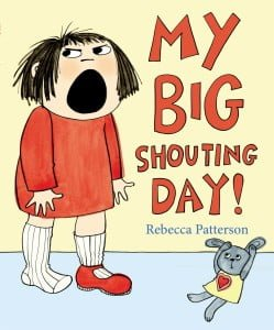 My Big Shouting Day!